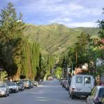 Villa general Belgrano calle