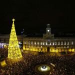 Viajar y celebrar la Navidad en español