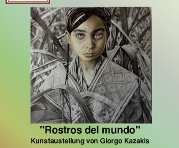 rostros del mundo giorgos kazakis