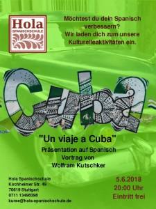 Invitación Cuba Wolfram