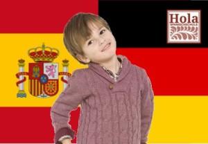 niño bilingue